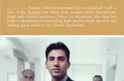 Portfolio image for Strauss Daly (campaign 4)
