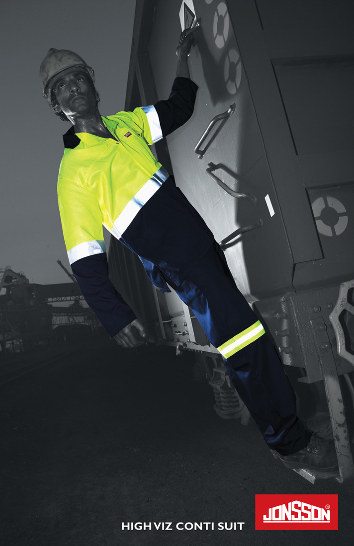 Portfolio image for Jonsson Workwear