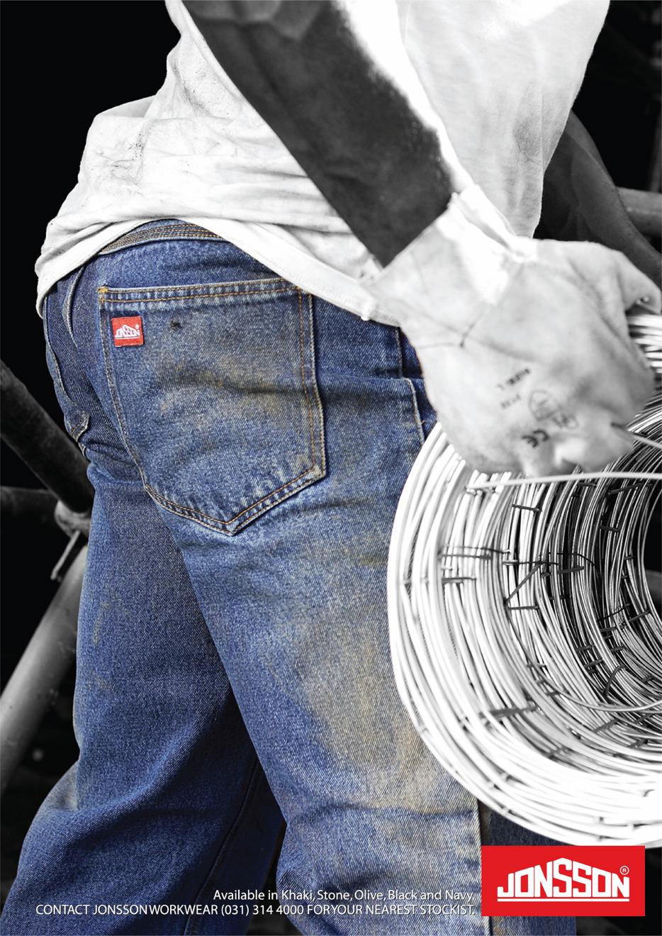 Portfolio image for Jonsson Workwear (campaign 1)