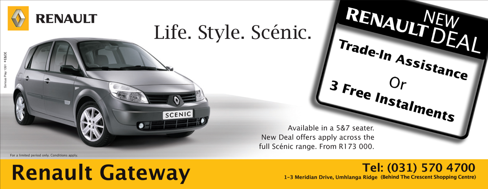 Portfolio image for Renault (campaign 1)
