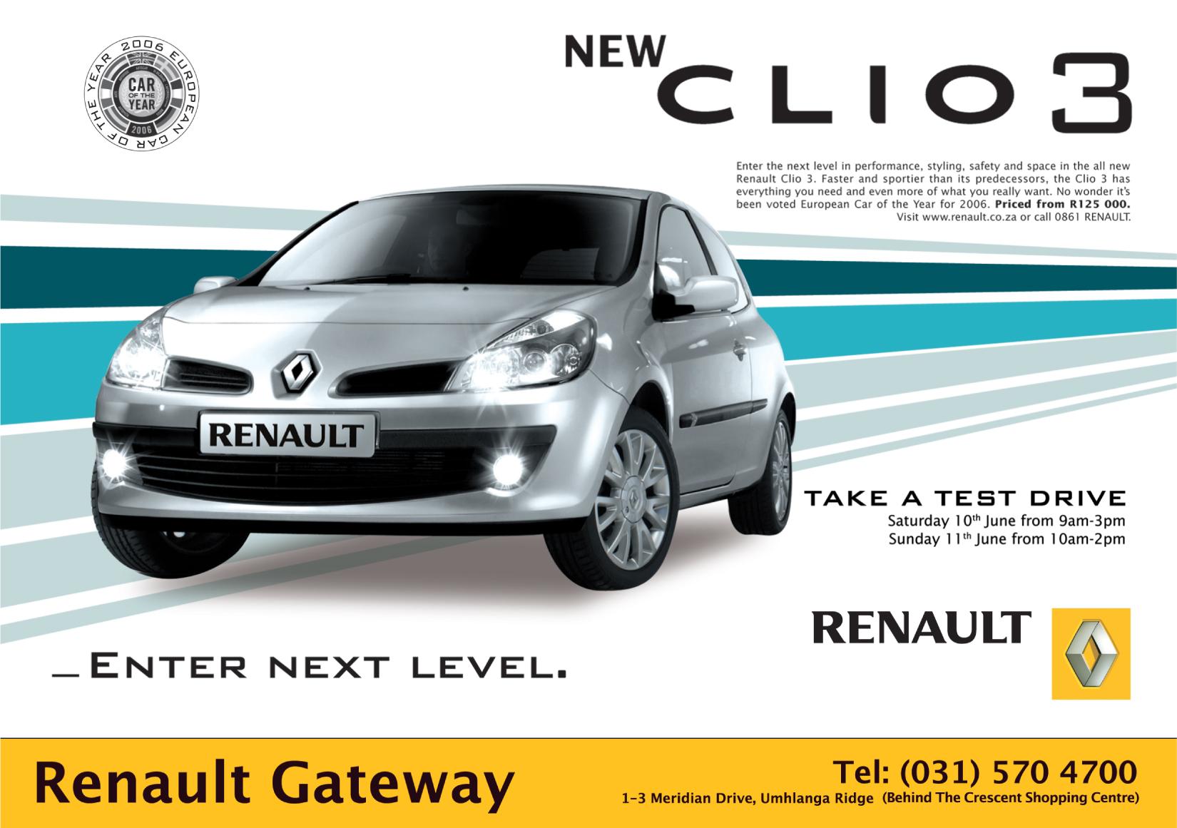 Portfolio image for Renault (campaign 2)