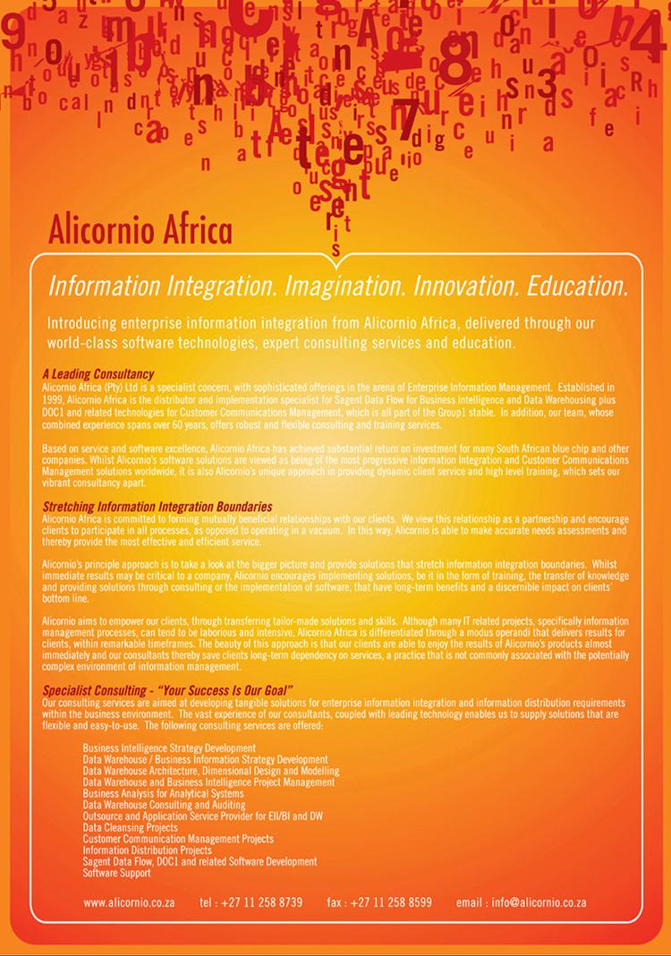 Portfolio image for Alicornia